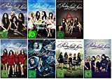 Pretty Little Liars Staffel 1-7 (1+2+3+4+5+6+7) Die komplette Serie [DVD Set]