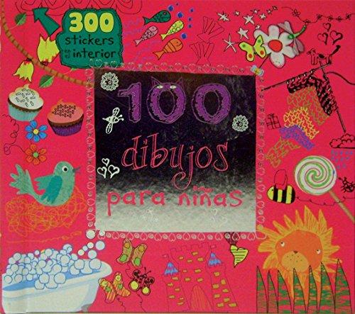 100 Dibujos Para Ninas (Spiral Bound ACT)