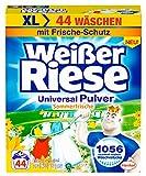 Weißer Riese Sommerfrische Pulver, 1er Pack (1 x 44 Waschladungen)