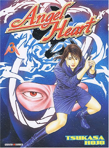 Angel Heart Edition simple Tome 3