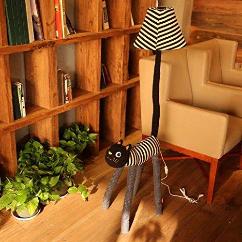 Klassisches Design Lampen Deckenfluter Ist (GZ Stehleuchte Kreative Cartoon Stehleuchte Meng Cat Stehleuchte Schlafzimmer Kinder 'S Tischlampe Wohnzimmer Stehlampe, Lampe)