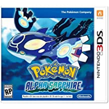 Pokemon Alpha Sapphire (Nintendo 3DS) (NTSC)