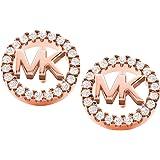 Michael Kors 925 Sterling Zilveren Roségoudkleurige Love Oorbellen MKC1247AN791