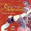 Rimski-Korsakov - Sheherazade - Format SACD hybride