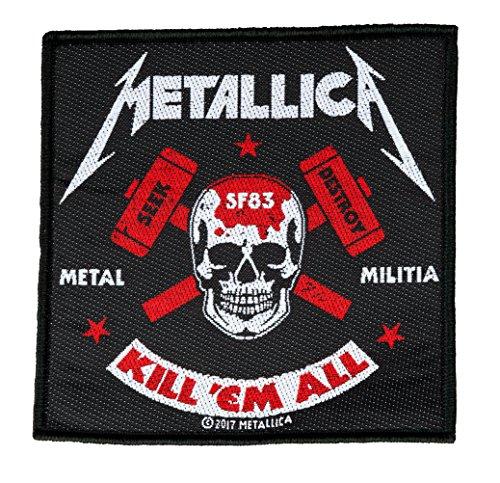 Unbekannt Metallica Metal Militi...