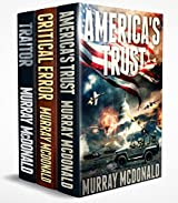 ALL ACTION THRILLER BOXSET: THREE MURRAY MCDONALD STANDALONE THRILLERS (English Edition)