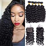 Best Hair Weave Blonde 3 Bundles - Maxine Wet And Wavy Water Wave Hair Malaysian Review