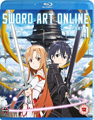 Sword Art Online-Part 1 [Blu-ray] [Import italien]