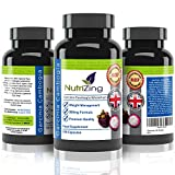 ★ NutriZing Garcinia Cambogia ~ 100% Pure & Natural Formula ~ Made in the UK ~ 100 Capsules With Premium Strength (most competitors only offer 60 or 90) ~ Miracle Supplement Mentioned on Dr. Oz ~ Natural Vegetarian Appetite & Hunger Suppressant For Men & Women ~ Contains Original Garcinia WholeFruit Extract for High and Maximum Strength ~ Essential Detox ~ Highest Purity To Prevent Weight Gain ~ Safe & Effective Slimming Tablets, Works Best For Weight Loss ~ Max strength weightloss diet pills