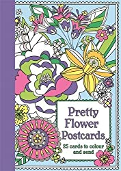 Pretty Flower Postcards by Beth Gunnell (2015-11-01)