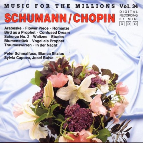 Preisvergleich Produktbild Music For The Millions - Vol. 34: Schumann / Chopin