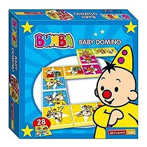 Studio100Bumba spel Baby Dominó