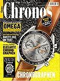 Chronos 2 2018 Chronographen Omega Breitling Zeitschrift Magazin Einzelheft Heft Timepieces Clock Watches Uhren