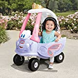 Little Tikes 0050743173165 Ride On Push entlang Auto Walker Cozy Coupe Fahrzeug