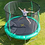 Jumpking Combo Round Trampoline and Enclosure -10ft