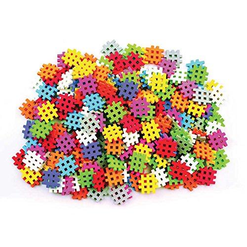 Mini piastrelle soft-touch - 70 pezzi