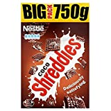 Nestle Coco Shreddies (750g) - Packung mit 6
