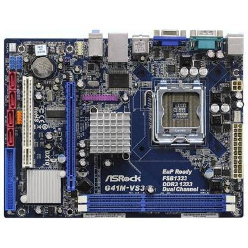 ASRock G41M-VS3 R2.0 - Placa Base Micro-ATX Chipset