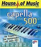 House of Music capella 500