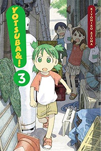 Yotsuba&!: Vol 3 par Kiyohiko Azuma