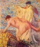 Das Museum Outlet–vom Badewanne von Degas–Poster Print Online kaufen (152,4x 203,2cm)