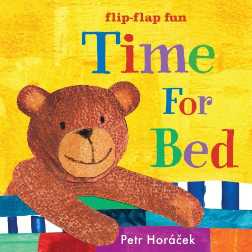 Time for Bed (Time Bear Bed)