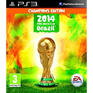 2014 FIFA World Cup Brazil – Champions Edition (PS3)