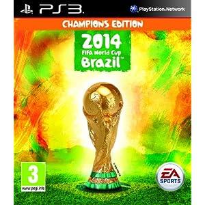 2014 FIFA World Cup Brazil Champions Edition (Xbox 360)