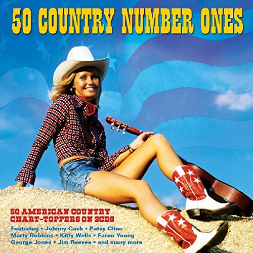 50 Country Number Ones [Double CD]