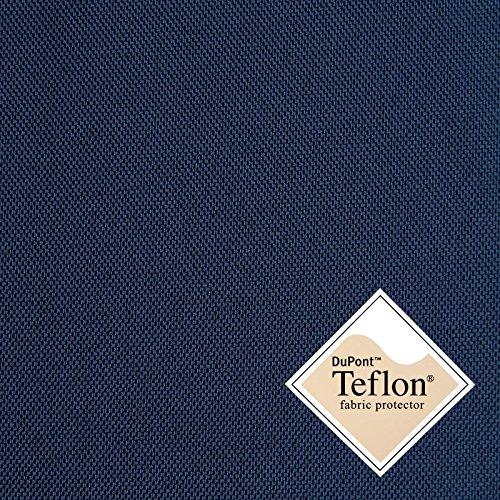 Breaker Teflon® - Tela repelente al agua - A prueba de viento - Muy robusta color azul oscuro por...