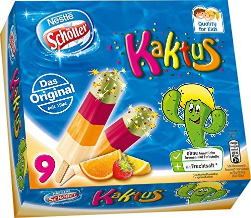 Schöller - Kaktus Eis Multipackung TK - 9er/432g