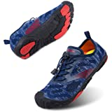 Barefoot Running Shoes Mens Womens Breathable Trail Running Shoes Minimalist Unisex Non-Slip Aqua Shoes Gym Fitness Walking B