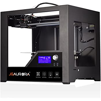 JGAURORA Z-603S 3D Drucker mit Metallrahmen Struktur  Baugröße für Schule Industrie CNC 3D-Drucker