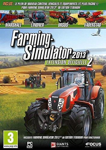 Farming Simulator 2013 - extension officielle 2