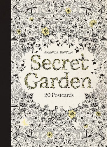 Secret Garden: 20 Postcards (Laurence King Publishing)