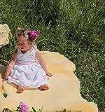 NATURFELL Babyfell Medizin geschoren Größe 100-110