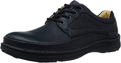 Clarks Nature Three Mens Casual Shoes 11 Black