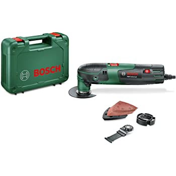 Bosch Outil multifonction PMF 220 CE 220W, accessoires, interface Starlock 0603102000