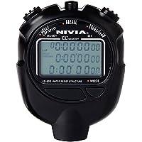 Nivia JS 609 Stop Watch (Black)