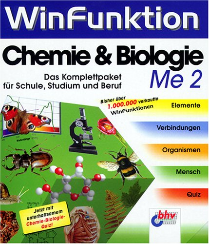 WinFunktion Chemie & Biologie Me2