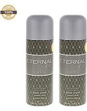 Eternal Love Body Spray, Men, 200ml- Pack of 2