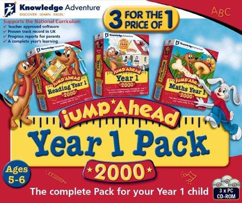 Jump Ahead 2000 Year 1 Triple Pack Test