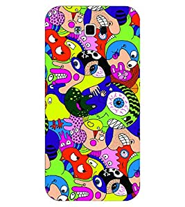Voodoo Printed Back Cover For Samsung Galaxy A5