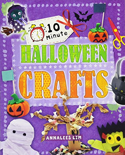 Halloween (10 Minute Crafts)