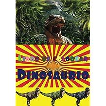 Libro de colorear Dinosaurio