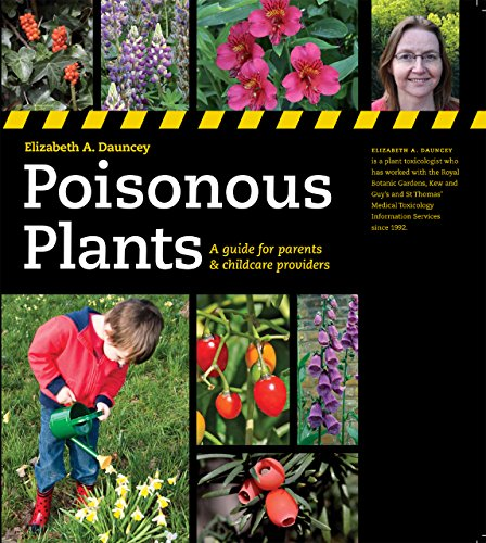 Poisonous Plants Cover Image