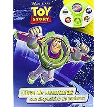Toy Story - Libro Con Pulsera Sonido