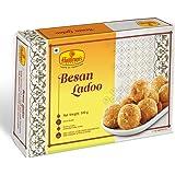 Haldiram's Nagpur Besan Ladoo (500 g)