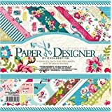 Eno Greeting Pattern Design Printed Papers for Art and Craft