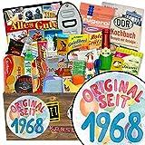 Original seit 1978 | 24er Allerlei | Geschenk Set | Original seit 1978 | DDR Paket | Geschenke zum 40. Geburtstag Frau | INKL DDR Kochbuch